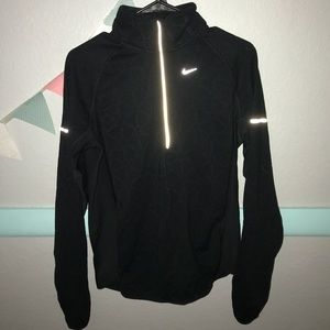 Nike work out jacket
